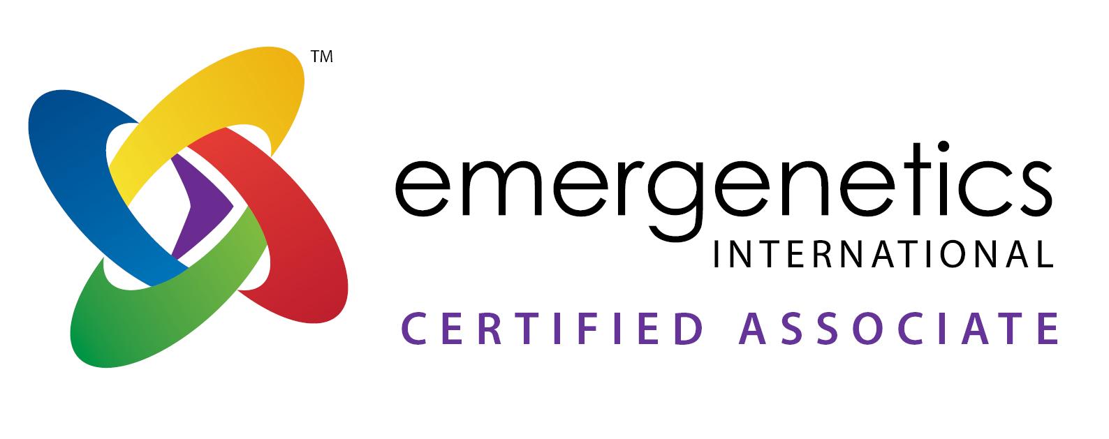 emergenetics Certified Associate Logo